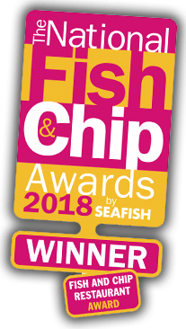 National fish and chip shop awards