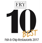10 Best Fish & Chip Restaurants revel in success